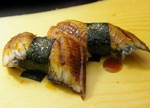 うなぎ 寿司