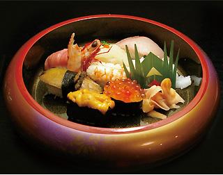 松にぎり 寿司 出前