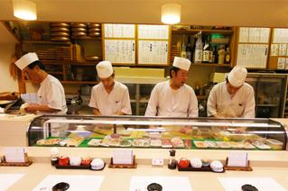 寿司 職人 求人