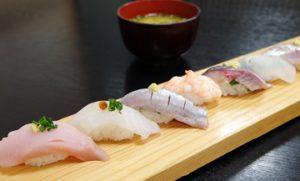 福ずし 寿司にぎり