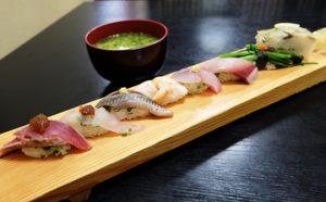 季節の旬にぎり 福岡 寿司