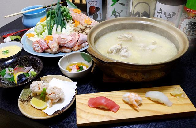 博多水炊き 福岡 西新・藤崎・高取