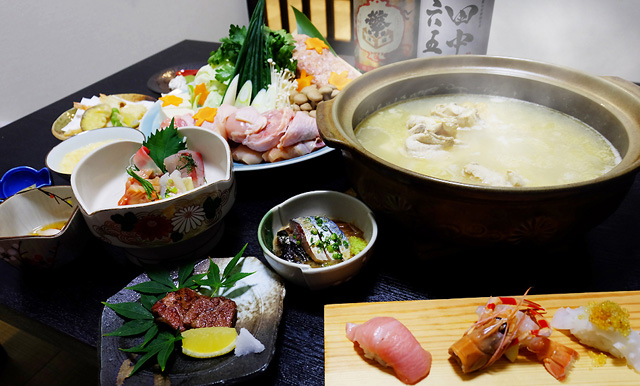 博多州二郎 水炊き 福岡
